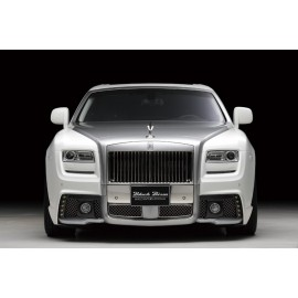 Front Bumper with LED Lamp for Rolls-Royce Ghost 2010-2013 by Wald International