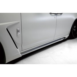 Side Skirt Set for Rolls-Royce Ghost 2010-2013 by Wald International