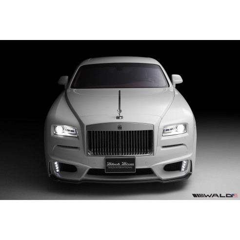 Front Bumper with LED Lamp for Rolls-Royce Wraith 2014-2016 by Wald International