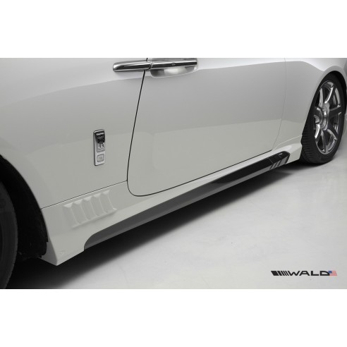 Side Skirt Set for Rolls-Royce Wraith 2014-2016 by Wald International