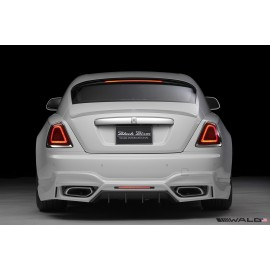 Rear Apron for Rolls-Royce Wraith 2014-2016 by Wald International