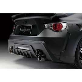 Rear Bumper and Diffuser for Scion FR-S 2012-2016 by Wald International