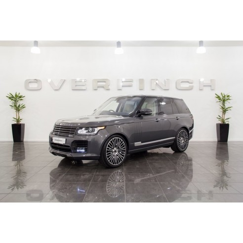 Aerodynamic Styling Package for Land Rover Range Rover 2012-2016 by Overfinch