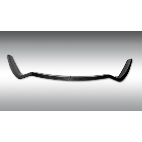 Front Spoiler Lip for Ferrari F12 Berlinetta 2012-2014 by Novitec Rosso