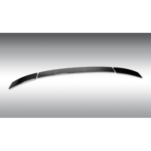 Rear Spoiler Lip for Ferrari F12 Berlinetta 2012-2014 by Novitec Rosso