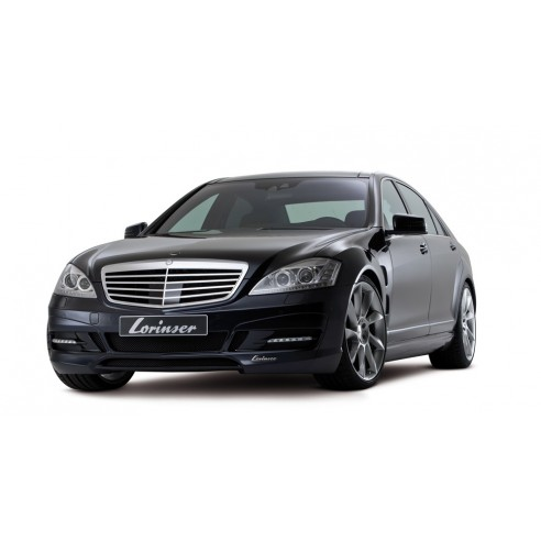 Aerodynamic Styling Package for Mercedes-Benz S-Class 2006-2013 by Lorinser