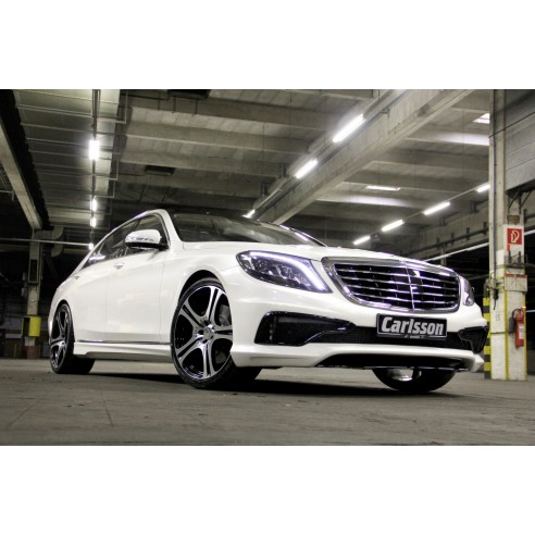 Aerodynamic Styling Package for Mercedes-Benz S-Class 2014-2016 by Carlsson