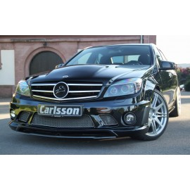 Aerodynamic Styling Package for Mercedes-Benz C-Class 2008-2013 by Carlsson