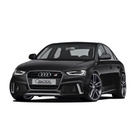 Front Bumper - Foglights for Audi A4 2013-2015 by Caractere