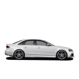 Side Skirts for Audi A4 2013-2015 by Caractere