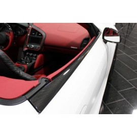 Outer Door Trim for Audi R8 2009-2012 by Mansory