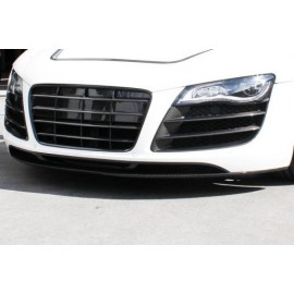 Front Lip Spoiler for Audi R8 2009-2012 by Mansory