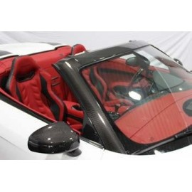 Window Frame Cover for Audi R8 2009-2012 by Mansory