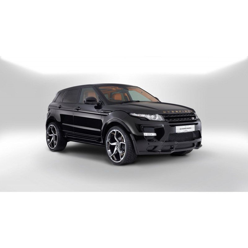 Land Rover Range Rover Evoque Overfinch Automotive