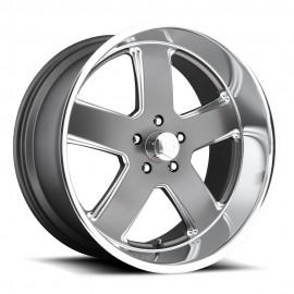 Hustler - U118 Custom Wheel by US Mag Wheels