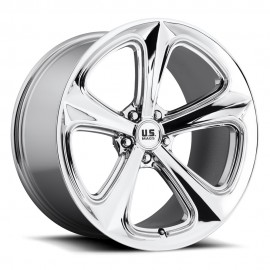 Milner - U122 Custom Wheel by US Mag Wheels