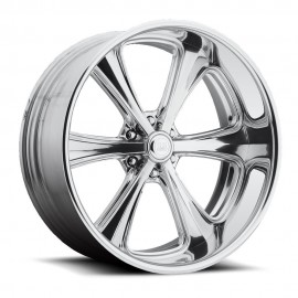 Milner - U214 Custom Wheel by US Mag Wheels