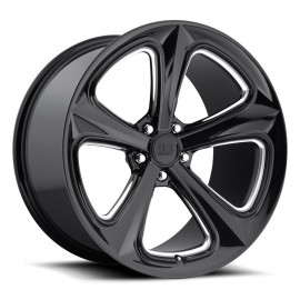 Milner - U124 Custom Wheel by US Mag Wheels