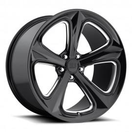 Milner - U124 Custom Wheel by US Mag Wheels