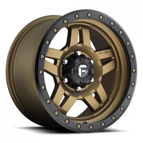Anza - D583 Wheel by Fuel Off-Road Wheels