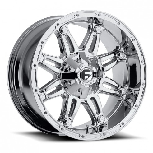 Hostage - D530 Wheel by Fuel Off-Road Wheels