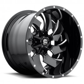 Cleaver - D239 Wheel by Fuel Off-Road Wheels