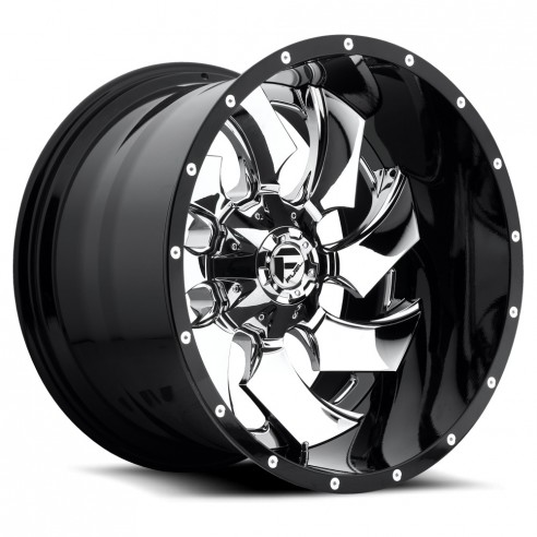 Cleaver - D240 Wheel by Fuel Off-Road Wheels