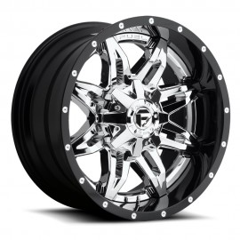 Lethal - D266 Wheel by Fuel Off-Road Wheels