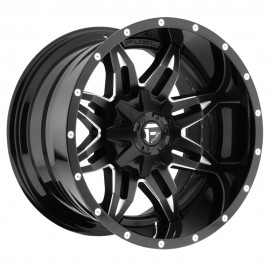 Lethal - D267 Wheel by Fuel Off-Road Wheels