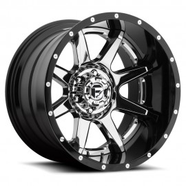 Rampage - D237 Wheel by Fuel Off-Road Wheels