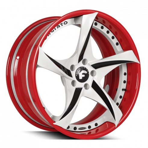 Appuntitto-ECL Wheel by Forgiato Wheels