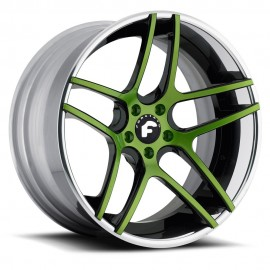 Dieci-ECL Wheel by Forgiato Wheels