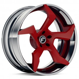 Elica-ECX Wheel by Forgiato Wheels
