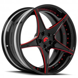 Fata-ECL Wheel by Forgiato Wheels