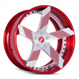 Fossette-ECL Wheel by Forgiato Wheels