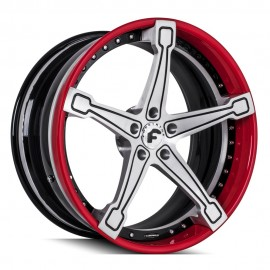 Martellato-ECL Wheel by Forgiato Wheels