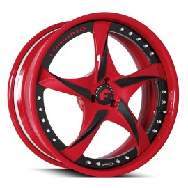 Appuntito Wheel by Forgiato Wheels
