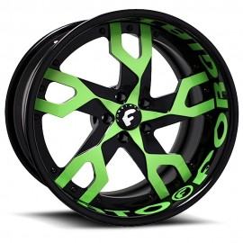 Basamento Wheel by Forgiato Wheels