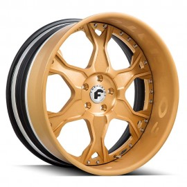 Braccio Wheel by Forgiato Wheels