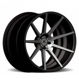 RL-M9 Concave Wheel by Rennen International Wheels