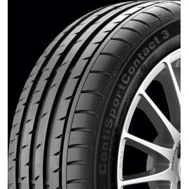 Continental ContiSportContact 3 SSR Tires