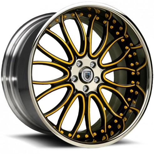 AF145 Wheel by Asanti Wheels