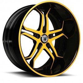 DA173 Wheel by Asanti Wheels