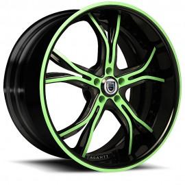 DA176 Wheel by Asanti Wheels