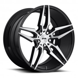 Attack 5 - S215 Wheel by DUB Wheels