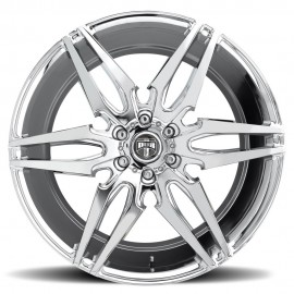 Attack-6 - S210 Wheel by DUB Wheels