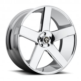 Baller - S115 OLD SCHOOL CAP Wheel by DUB Wheels