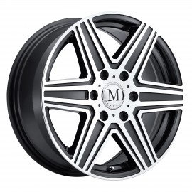 Atlas 6 Mercedes Benz Wheel by Mandrus Wheels