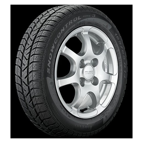 Pirelli Winter Snowcontrol Serie 3 Tires