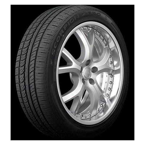 Pirelli Scorpion Zero Asimmetrico Tires